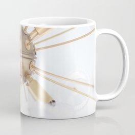 """Sputnik Light 2"" by Simple Stylings Coffee Mug"