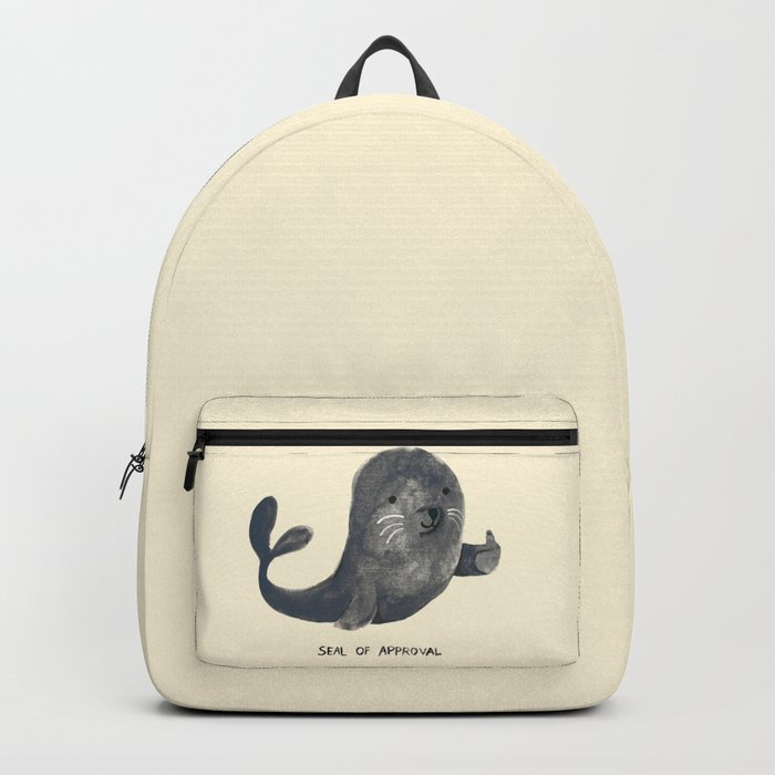 Seal Of Approval Backpack