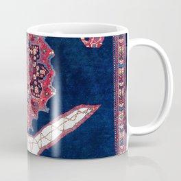 Afshar Kerman South Persian Horse Cover Coffee Mug