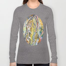 Bending Strength Long Sleeve T-shirt