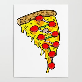 The Pizzarot Poster