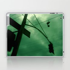 Shoes and Wires Laptop & iPad Skin