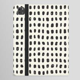 Modern Bohemian Pattern iPad Folio Case