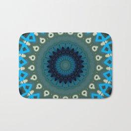 Basal Color Mandala 6 Bath Mat