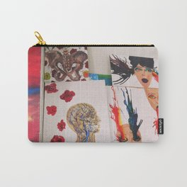 Spew Colors Carry-All Pouch