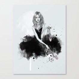 Safrina Canvas Print