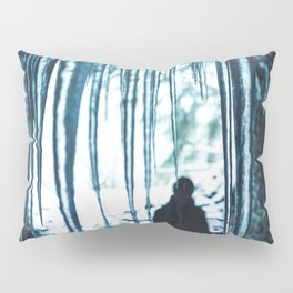 The Ice Man (Color) Pillow Sham