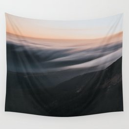Sunset mood - Landscape and Nature Photography Wall Tapestry