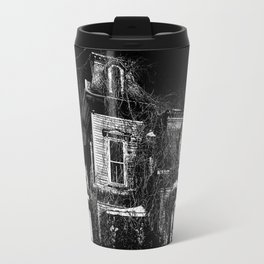 The local creepy house Travel Mug