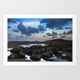 Favaritx Art Print