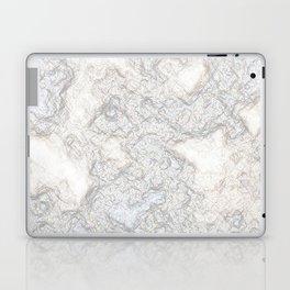 Paper Marble Laptop & iPad Skin