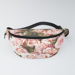 Vintage Roses - Golden Perfection Fanny Pack