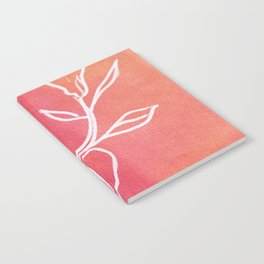 Floral No.22 Notebook