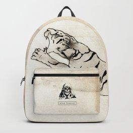 虎 2011 Backpack