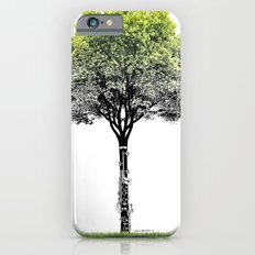 Rooted Sound V (clarinet) iPhone 6s Slim Case