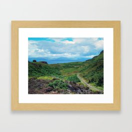 Kerrera Framed Art Print