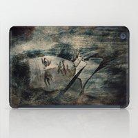 castiel iPad Cases featuring Castiel by Sirenphotos