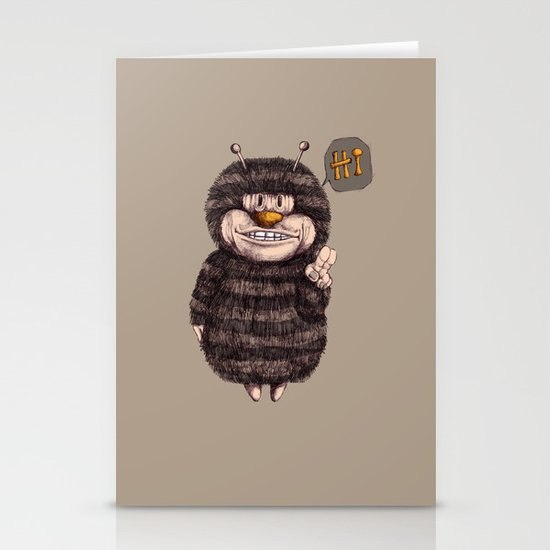 beeboy Stationery Cards