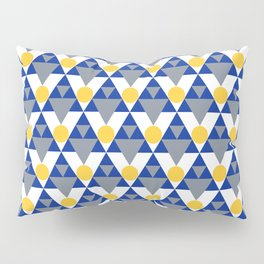 Modern Winter Pattern Pillow Sham