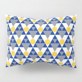 Modern Winter Pattern Pillow Sham