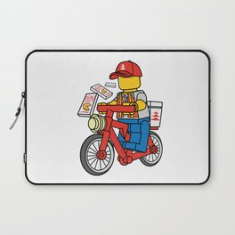 Delivery Boy Laptop Sleeve