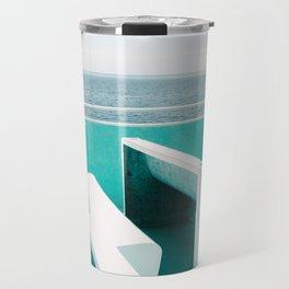 Empty Ocean Seats Travel Mug