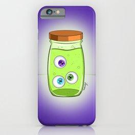 Jar Of Eyes iPhone Case