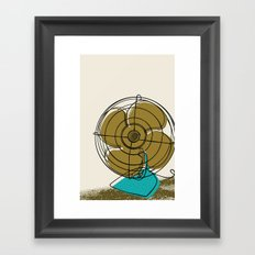 I'm your biggest fan! Framed Art Print