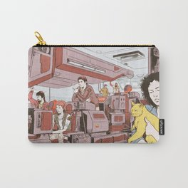 Aboard the Nostromo Carry-All Pouch