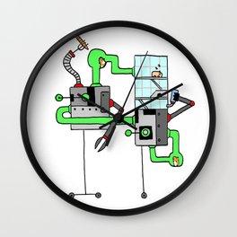 Robo-Ham Wall Clock