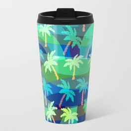 Tropical shades Travel Mug