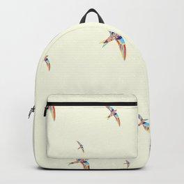 Vencejos para vos. Backpack