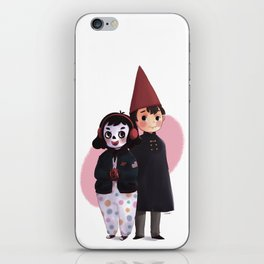 Sarah x Wirt iPhone Skin