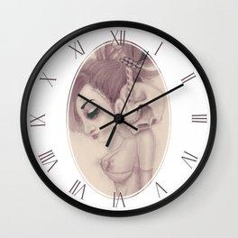 dearpain +Cold Audibility+ Wall Clock