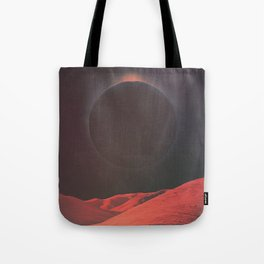 The Silence Was Deafening  Tote Bag