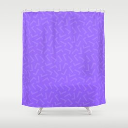 Check-ered Shower Curtain