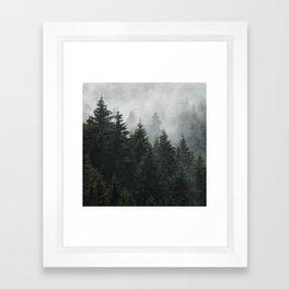 Waiting For Framed Art Print