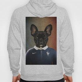 Worldcup 2014 : France - French Bulldog Hoody