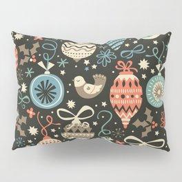 Festive Folk Charms Pillow Sham