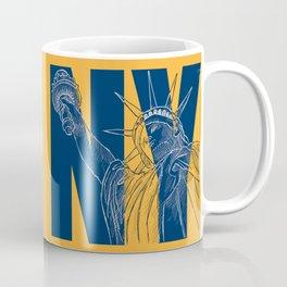 You Love New York Coffee Mug
