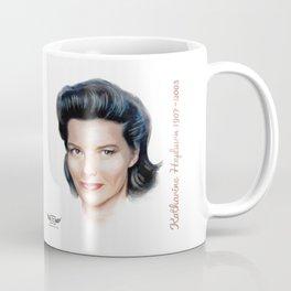 Katharine Hepburn Coffee Mug