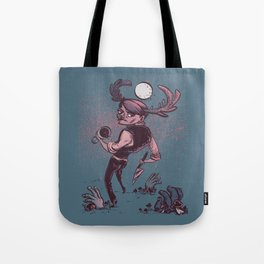 Well-Tailored Person-Suit Tote Bag