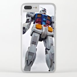 Mobile Suit Gundam Clear iPhone Case