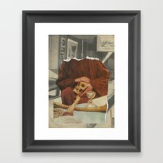 RARE-BREEDS Framed Art Print