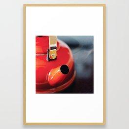 Your Tea is Ready Framed Art Print
