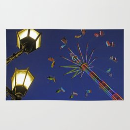 Colorful flyer | Bunter Flieger Rug