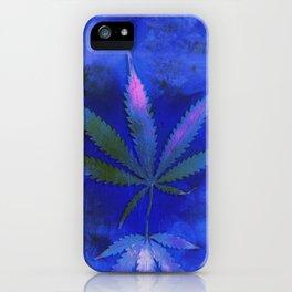 Hemp Lumen #2 Marijuana, Cannabis iPhone Case