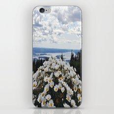 Nature Flowers Landscape iPhone & iPod Skin