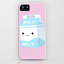 Soya Milk iPhone Case