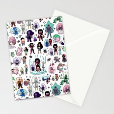 Cute Steven Universe Doodle Stationery Cards